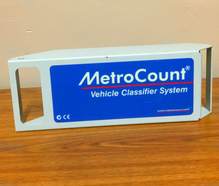 Picture of the MetroCount